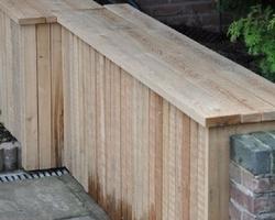 Sherwood & Co - construction en bois - bardage et terrasse en bois